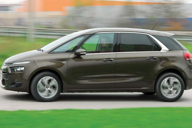 TEST – Citroen C4 Picasso Exclusive e-HDi 115 ETG6