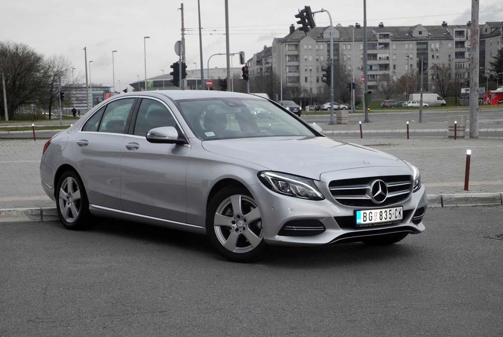 Proauto Kratki Test Mercedes Benz C220 Bluetec 7g