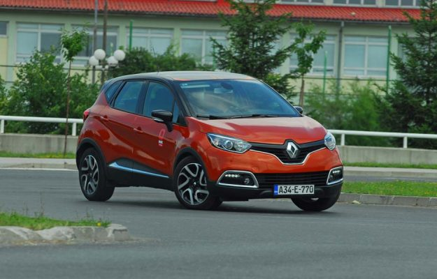 TEST – Renault Captur Dynamique Energy dCi 90 Stop&Start