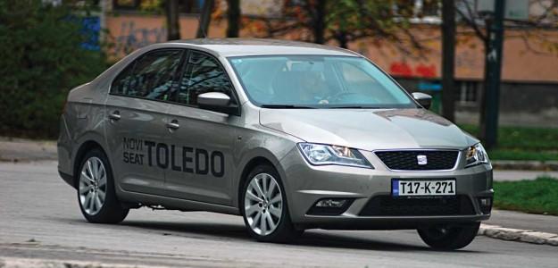 TEST – Seat Toledo 1.6 TDI Style