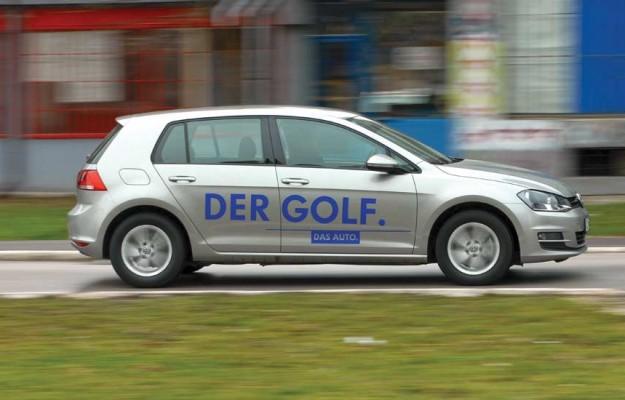 TEST – Volkswagen Golf 1.6 TDI DSG Trendline