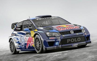 Volkswagen je za novu sezonu WRC-a predstavio unaprijeđeni Polo R WRC