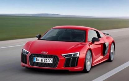 Da li je ovo novi Audi R8?