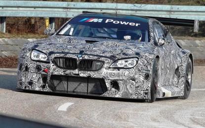 BMW-ov Motorsport radi na razvoju trkaćeg M6 GT3