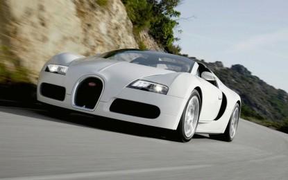 Bugatti proslavlja proizvodnju jubilarnog 450. Veyrona