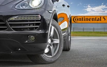 Continental je predstavio gumu za hibridna i električna vozila Conti.eContact