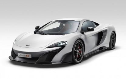 Otkriven McLaren 675LT