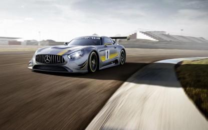 Mercedes je predstavio trkaćeg AMG GT3