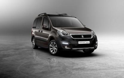 Stigli su unaprijeđeni komercijalci Peugeot Partner i Partner Tepee
