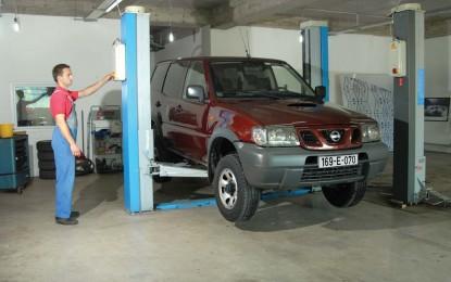 Održavanje polovnog Nissana Terrana 2.7 TD (1997.-2004.)