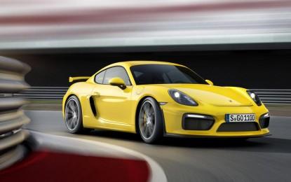 Porsche nije rekao ne Caymanu GT4 RS-u