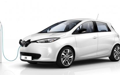 Renault na reliju ZENN Monte Carlo Rally učestvuje sa ZOE-om