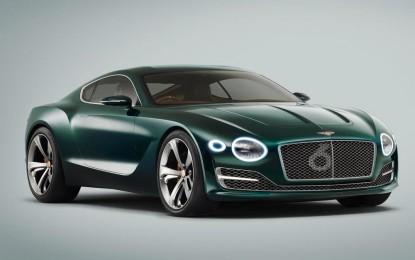 Bentleyev EXP 10 Speed 6 će vjerovatno postati serijski automobil