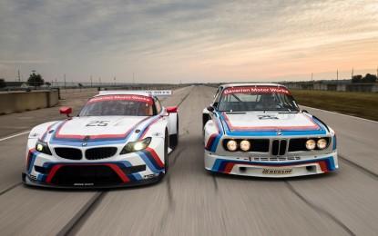 BMW predstavio trkaćeg Z4 GTLM