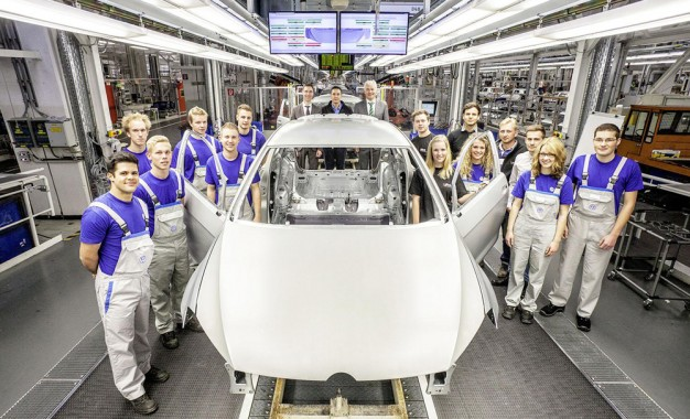 Volkswagen za Worthersee priprema posebnog Golfa GTI-ja