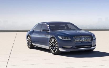 Iz Bentleya nezadovoljni predstavljanjem novog Lincolna Continentala