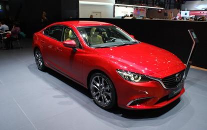 Redizajnirana Mazda 6 predstavljena u Ženevi