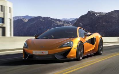 McLaren predstavio novi automobil – 570S