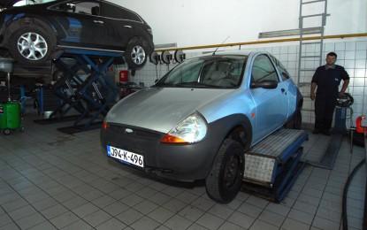 Održavanje polovnog Forda Ka 1.3i (2002.-2008.)