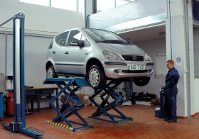 Održavanje polovnog Mercedesa A-klase 170 CDI i 160 /W168/ (1997.-2004.)