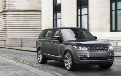 Range Rover predstavio najluksuzniji SUV svih vremena