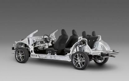Toyota predstavila novu platformu TNGA