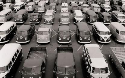 Volkswagen Commercial Vehicles slavi 65 godina od početka proizvodnje popularnog Bullija