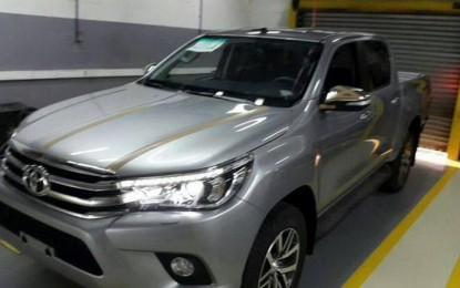 Pogledajte špijunske slike nove Toyote Hilux