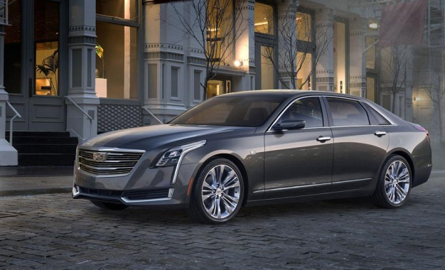 Cadillac u New Yorku predstavio konkurenta Mercedesu S-klase