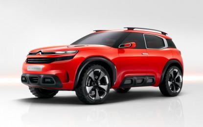 Zvanično predstavljen Citroen Aircross Concept