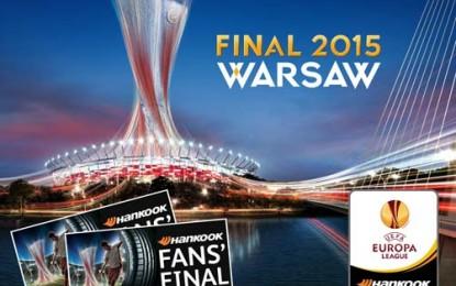 Hankook poklanja karte za finale Evropa Lige