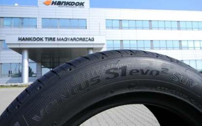 Hankookove gume kao prva ugradnja na Porscheu Macanu