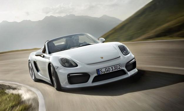 Porsche debitirao na Sajmu automobila u New Yorku predstavljanjem najbržeg Boxstera Spydera
