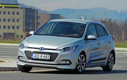 TEST – Hyundai i20 1.4 MPI 4A/T Brilliant