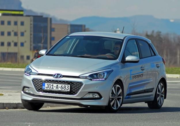 TEST – Hyundai i20 1.4 MPI 4A/T Brilliant