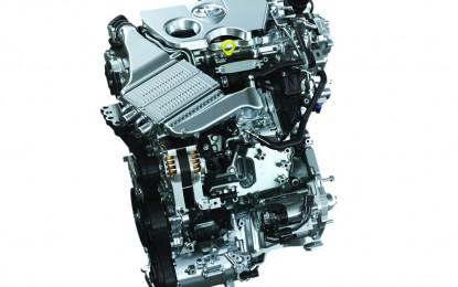 Toyota ove godine predstavlja 14 novih motora