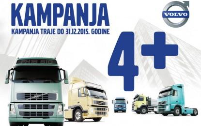 Nova servisna akcija za kamione Volvo