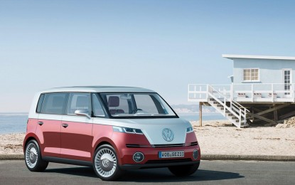 Volkswagen radi na nasljedniku modela T1