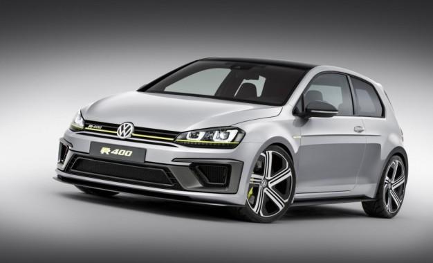 Volkswagen potvrdio serijsku proizvodnju Golfa snažnijeg od 400 KS