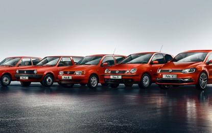Volkswagen slavi 40. godišnjicu od početka prodaje Pola