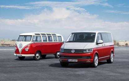 Otkriven Volkswagen T6