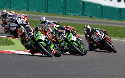 WSBK – Kawasaki dominira u WSBK-u