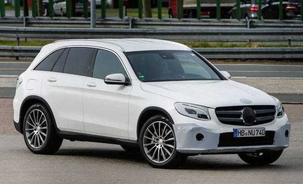 Nasljednik Mercedesa GLK dolazi sa imenom nove nomenklature