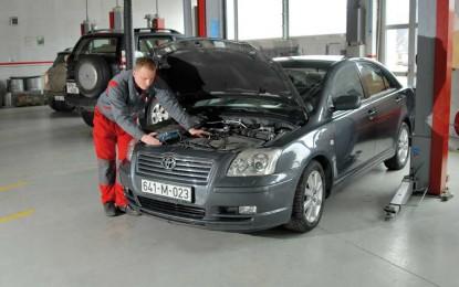 Održavanje polovne Toyote Avensis 1.8 16v i 2.0 D4-D (2003.-2008.)