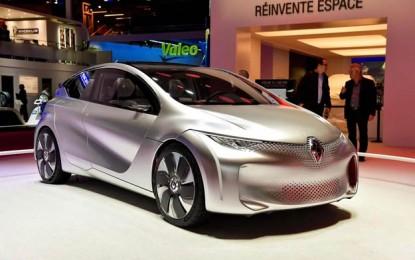 Renault će proizvoditi hibridnog Eolaba kada tržište bude spremno