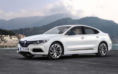 Nova Renault Laguna dolazi 2016. godine