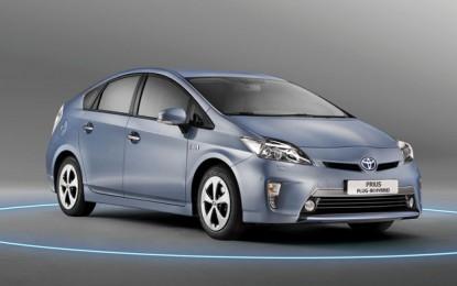 Toyota zaustavlja proizvodnju Priusa Plug-in Hybrida