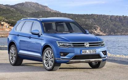 2017. godine dolazi novi Volkswagen Touareg