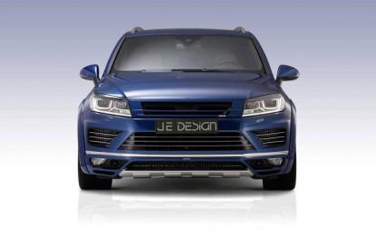 Volkswagen Touareg TDI JE Design podsjeća na slavne Volkswagenove snagatore [Video]