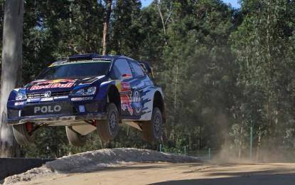 WRC – Volkswagenu prva tri  mjesta na reliju Portugala